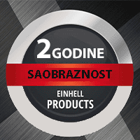 Einhell TH-CD 18-2 Li 2 godine garancije